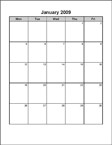 microsoft word calendars - Gottayotti - calendars on microsoft word