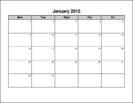 """Create A Calendar That Starts On Saturday Calendar Fort Worth Youth Soccer Association Search Results For """"monday Through Friday Calendar"""