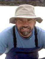 基調講演するピート・ヒギンズ英国エジンバラ大学教授。スコットランドでの持続可能性教育の中心人物。