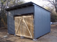 DIY Shed Made From Old Wood Pallets  Eco Snippets