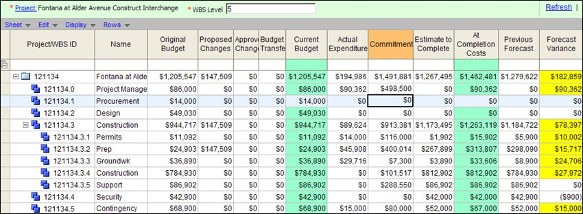 Sample Consulting Invoice Consultant Invoice Project Cost Management Software By Ecosys
