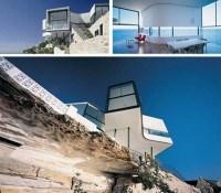 Amazing cliff houses