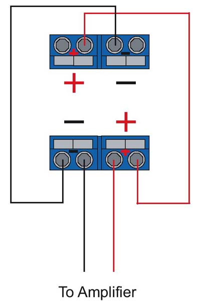 Bridge Amp Wiring - Wiring Diagram Progresif