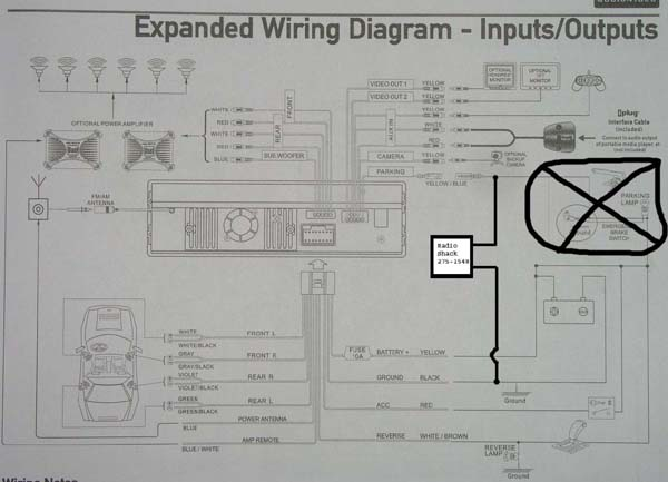 Jensen Vm9214 Wiring Diagram Wiring Diagram