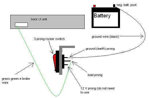 Car Switch Wiring - Wiring Diagram Progresif