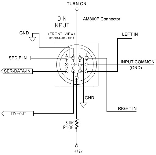 wiring diagram together with 8 pin din connector wiring diagram