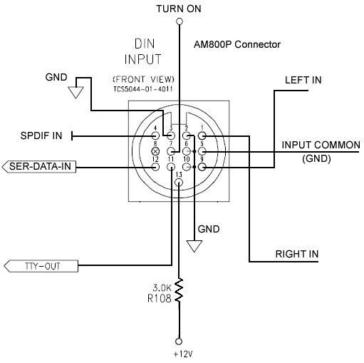 bose companion 3 control pod wiring diagram