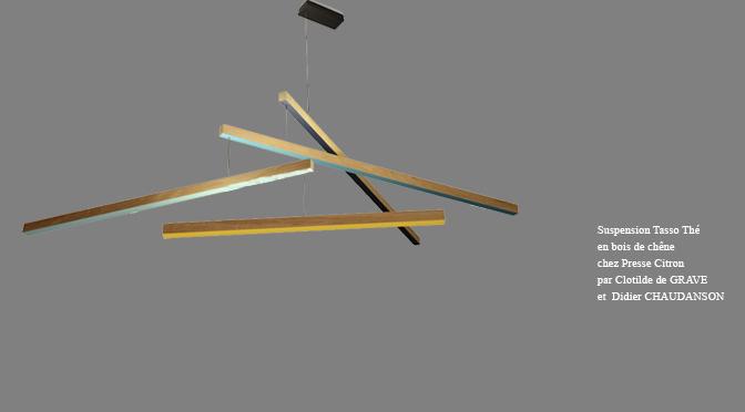 Tendances luminaires bois 2016 : notre best-of design