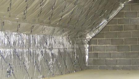 Blocktheheatcom Radiant Barrier Foil ... & Foil Attic Insulation - Natashamillerweb