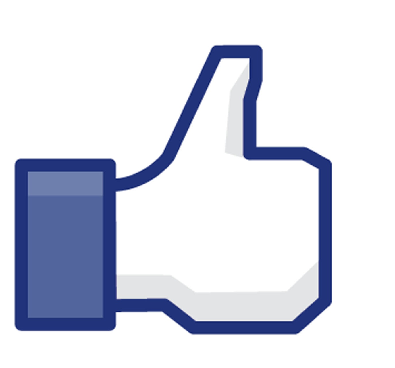 Facebook Like Button Icon