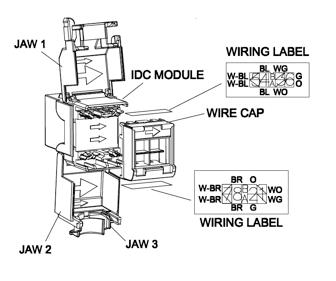 cat6a wire diagram