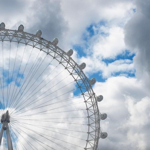 The London Eye by E.C. Spillman