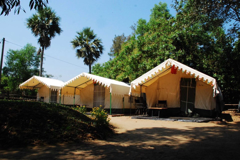 Barunei Beach Camping