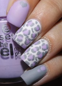 60 Stylish Leopard and Cheetah Nail Designs That You Will ...