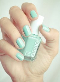 40 Elegant and Amazing Green Nail Art Designs That Will ...