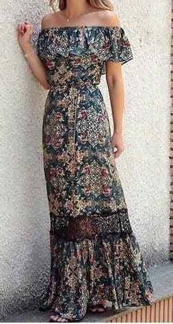 gorgeous-boho-chic-maxi-dress