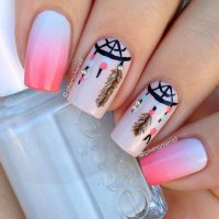 40 Inspirational Nail Art Inspired by Native American ...