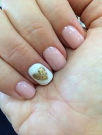 50 Stunning Manicure Ideas For Short Nails With Gel Polish ...