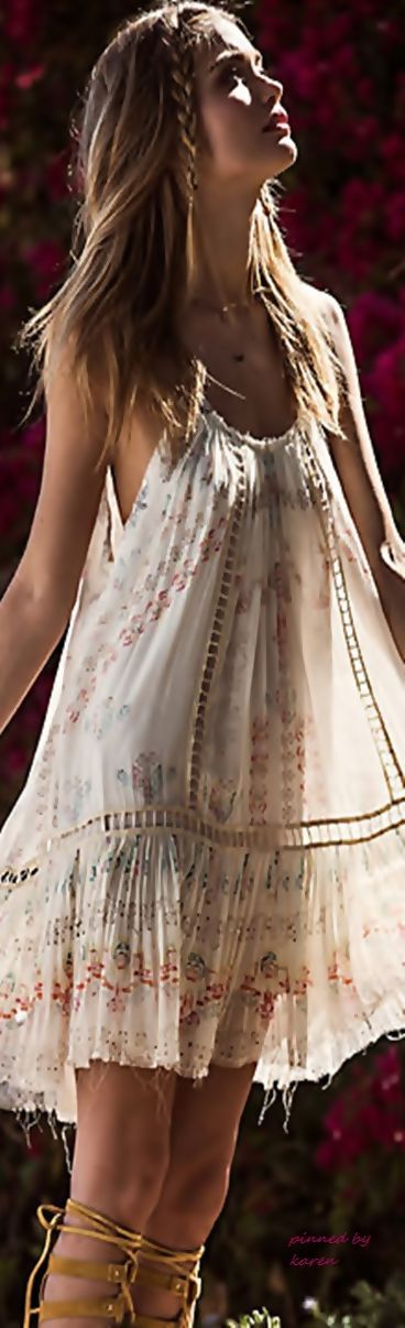 orgeous-dress-boho-chic-bohemian
