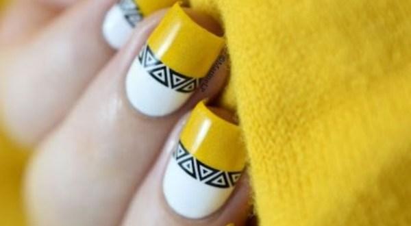 yellow-and-white
