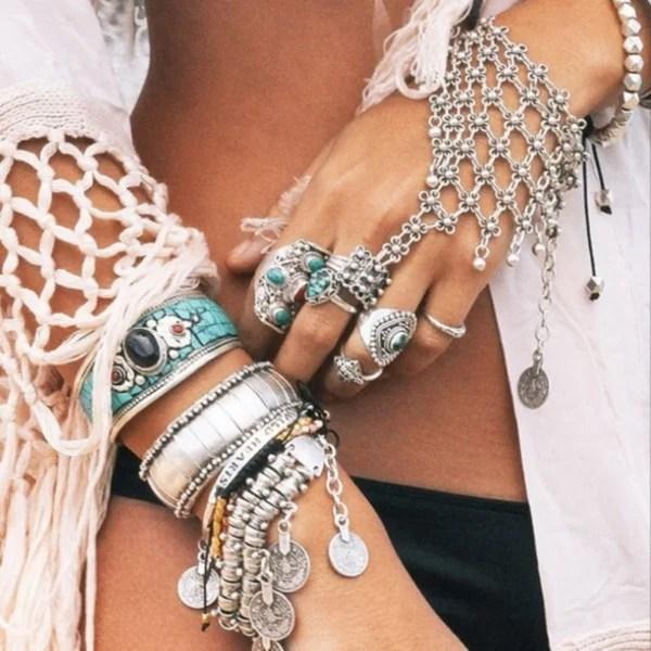 60 Unique Boho Jewelry Ideas For Pretty Women