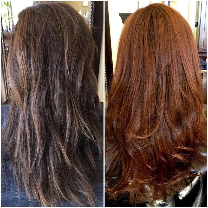Reputable Most Copper Hair Color Ideas Copper Hair Color Chart