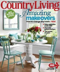 Our 48 Round Table On Cover Of Country Living Magazine ...
