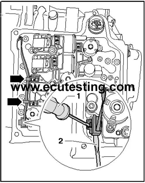 jaguar x type abs wiring diagram
