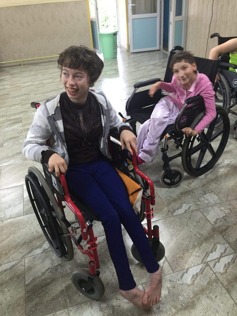 Dnepropetrovsk orphanage