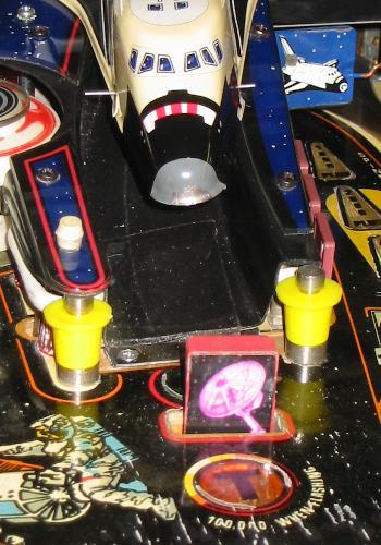 Ed\u0027s Space Shuttle Pinball Machine
