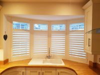 Kitchen Shutters Made to Measure Plantation Window Shutters
