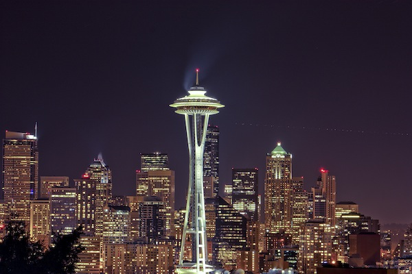 Seattle Space Needle 2