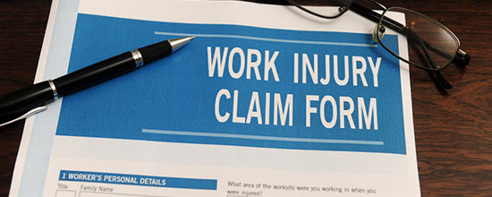 Workers\u0027 Compensation Claims Common Questions - worker compensation form