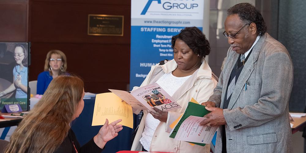 Job Seekers Find Opportunity at ECC Job Fair - Edgecombe Community