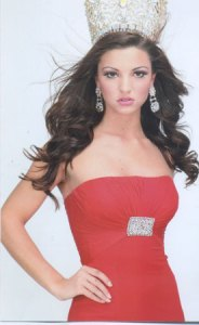 Mae-Ann Webb, Miss Galaxy International 2013