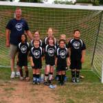 The Rowdies - coached by Jason Willis - 6-8 Division.