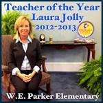 Laura Jolly –W. E. Parker Elementary