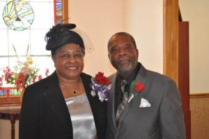 Cynthia and Rev. Sammy Williams