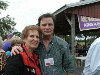 Anne Sawyer and Joe Penny