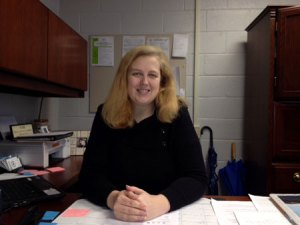 Suzy Spurgeon has been named the new Deputy Director of Edgefield County's Emergency Management Agency.