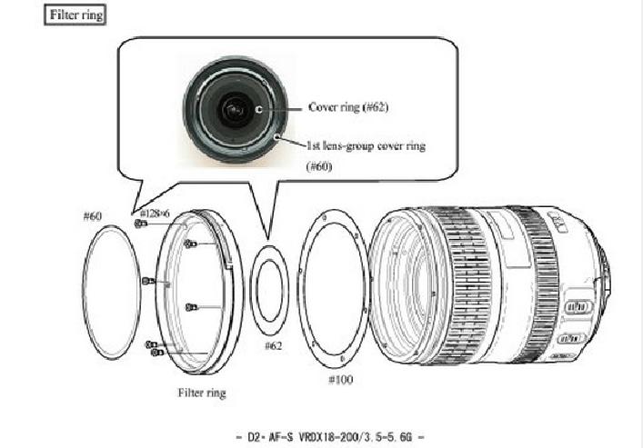 camera lens diagram