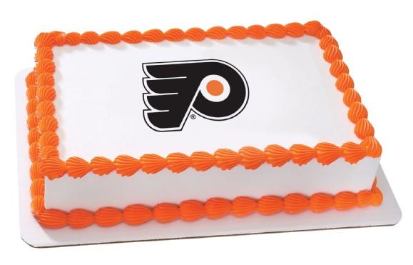 NHL - Philadelphia Flyers EP10301 - $899  Edible Prints