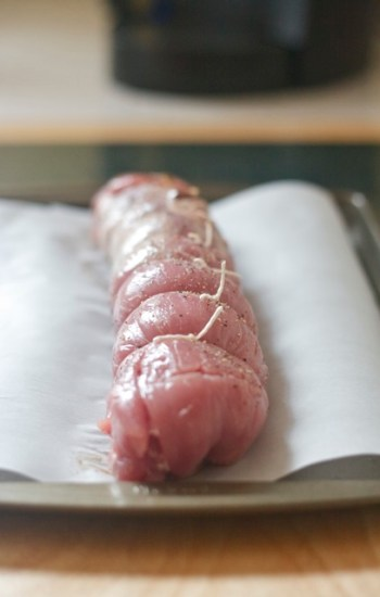Pork Roulade recipe