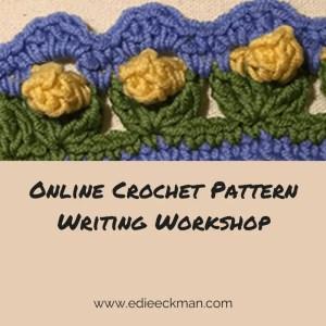 Crochet Pattern Writing Workshop image