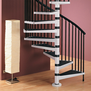 Rintal By Stairs Studio Scale A Giorno E A Chiocciola