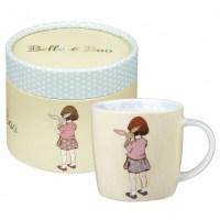 Belle Hugs Boo Mug