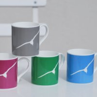 Flying High Mug Solid