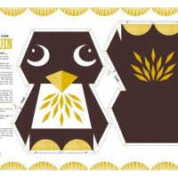 Penguin Teatowel