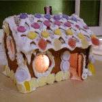 Gingerbread house – Who lives there?