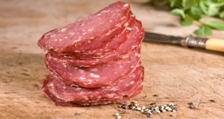 Great Glen Game Salami